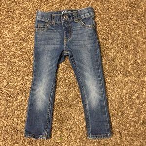 Oshkosh Toddler Skinny Jeans.